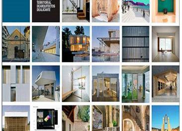 """""""Muestra de Arquitectura Reciente a Alacant 2016/2017"""" al Centre d'Art L'Estació de Dénia"""