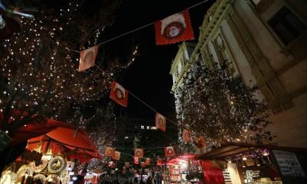 Els Jardins del Palau Provincial reben la visita de més de 110.000 persones durant aquestes festes nadalenques