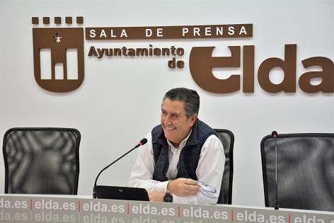 L'Ajuntament d'Elda obrirà un procés de participació pública per a canviar el nom dels carrers afectats per la Llei de Memòria Històrica