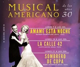 """La Filmoteca de Sant Joan comença l'any dedicant-li un cicle al """"Cinema americà musical dels anys 30"""""""