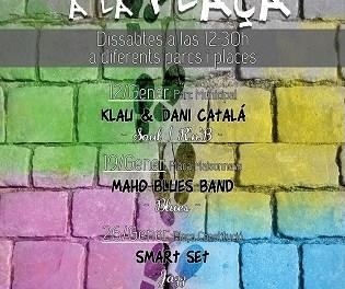"""Aquest dissabte torna """"Música a la Plaça"""" a Sant Joan d'Alacant"""