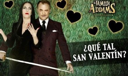 LA FAMÍLIA ADDAMS arriba al Teatre Principal d'Alacant el 21 de març amb descompte del 30%