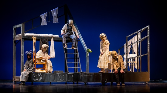 Amour, una historia sobre el amor y la diversidad en el Teatro Chapí de Villena