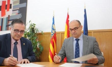 La Universidad de Alicante y la Junta Mayor de Hermandades firman un convenio de colaboración