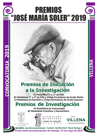 Premios José María Soler De Investigación E Iniciación A