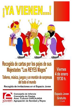 JA VÉNEN els Reis a Villena
