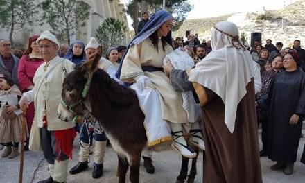"""""""La Huida a Egipto y degollación de los Santos Inocentes"""" en Las Virtudes de Villena"""
