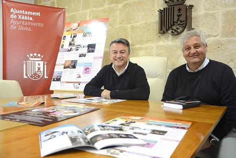 Xàbia estrena un any replet d'una potent oferta cultural