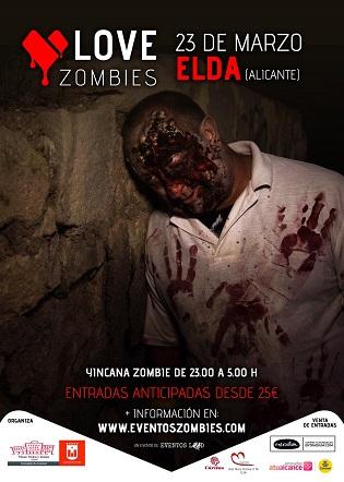 Elda se prepara para vivir una nueva invasión zombie
