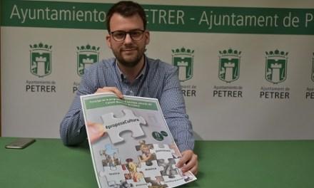 """La nueva edición de """"Proposa Cultura"""" contará con 4.000 euros de presupuesto en Petrer"""