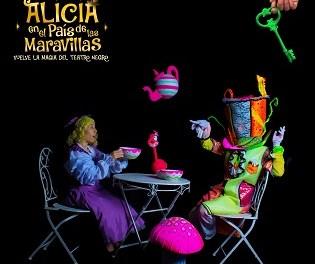"""""""Alicia en el País de las Maravillas"""", en el Teatro Chapí de Villena"""