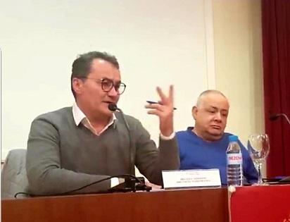 Padilla garantiza que la renuncia de Sanguino no afectará a la gestión del Teatro Principal