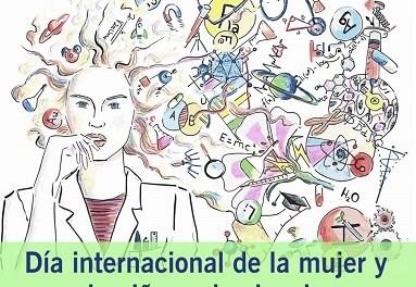 La Universitat d'Alacant s'uneix a la celebració del Dia Internacional de la Dona i la Xiqueta en la ciència