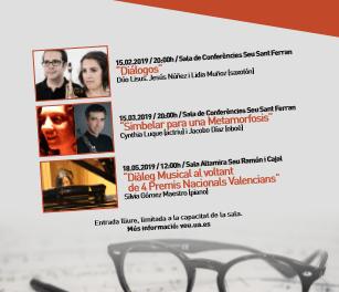 Tres conciertos para disfrutar de la música de cámara de los siglos XX y XXI