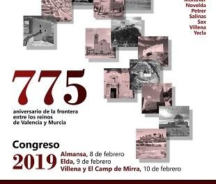 Villena participa en el Congreso del 775 aniversario del Tratado de Almizra