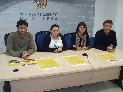 Agenda de actividades en Villena para todos los públicos hasta el mes de abril