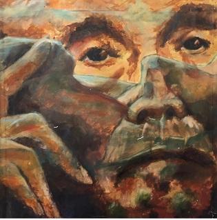 La Casa Bardín acoge una conferencia de Martínez Meseguer sobre un óleo inspirado en la obra de Juan Gil-Albert