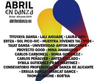 Primeras pistas de una nueva edición del Festival Abril en Danza de Alicante-Elche