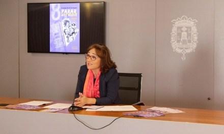 La Regidoria d'Igualtat d'Alacant presenta la programació amb la qual l'Ajuntament commemora el 8 de Març, Dia de totes les Dones