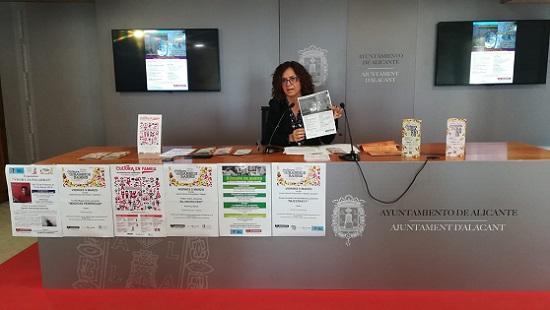 La Concejalía de Cultura de Alicante  programa más de un centenar de actividades para la primavera
