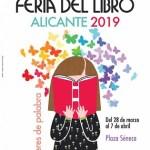 Casa Mediterráneo participa en la Feria del Libro de Alicante