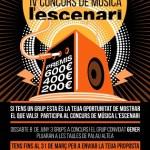 Concurso de Música l'Escenari de Palau d'Altea, 8 de junio de 2019