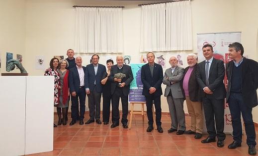 Altea y UGT-PV homenajean al artista Pepe Azorín por su 80 aniversario
