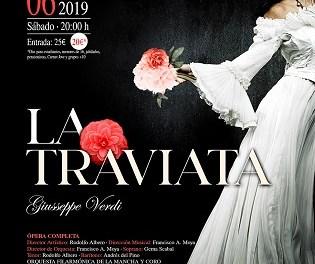 Ópera completa de Giuseppe Verdi: LA TRAVIATA en La Nucía. Estreno en la Comunitat Valenciana