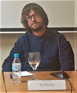 """Jon López: """"saber filar la cultura com un gran procés i també els territoris de la província per a poder-lo vendre"""""""