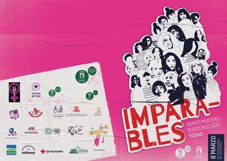 Presentació de les activitats del 8 de març a Petrer: Dia Internacional de les dones