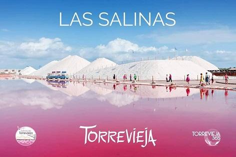 El 15 de marzo comenzó una nueva temporada de las visitas turísticas a las Salinas de Torrevieja