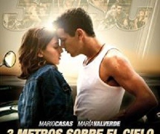 "Cinefórum del ""Mes de la Dona Jove"" de Torrevella: ""Tres metros sobre el cielo"""