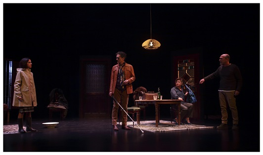Cap de setmana en el Teatre Arniches amb programa doble per a adults i infància