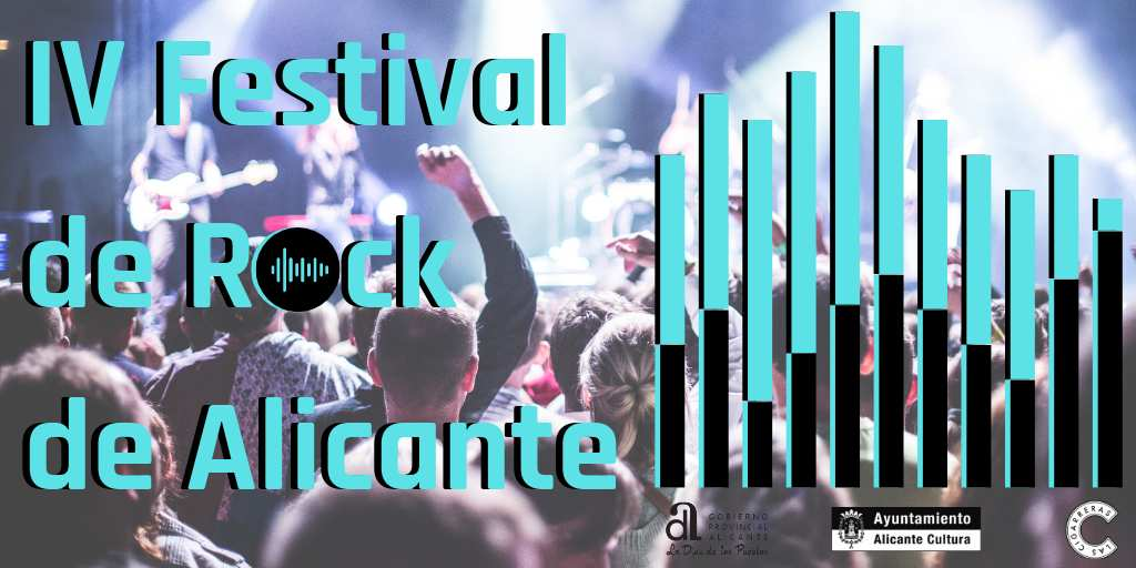 Obert el termini de presentació de projectes per a laorganització de l'IV Festival de Rock d'Alacant