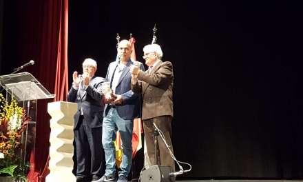 """L'escriptor Josep Vicent Escartí Soriano guanya el Premi Enric Valor de Novell·la 2018 amb l'obra """"El mas de les ànimes"""""""