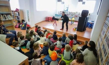 Més de 1.500 alumnes participen enguany a l'Alfàs en la Campanya Municipal d'Animació Lectora