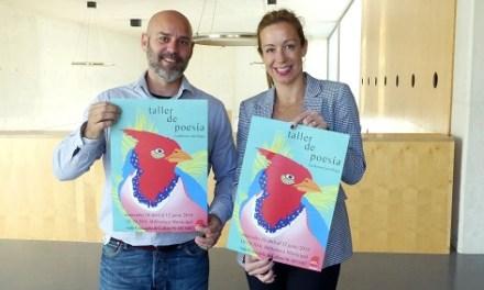 Cultura  de Benidorm organitza un taller de poesia per a ensenyar tècniques d'escriptura i declamació