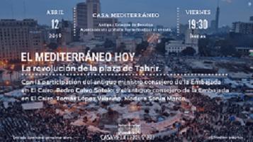 Revisió a la revolució egípcia a Casa Mediterráneo