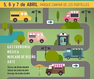 Muxtamel ofrece su tradicional feria gastronómica de food trucks junto al mercado de diseño y la actuación del humorista Corbacho