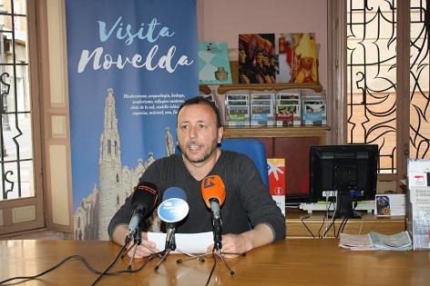 Turismo de Novelda organiza Rutas Modernistas Especiales en Semana Santa