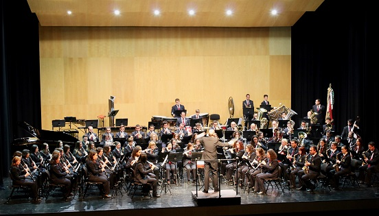 """El Auditori Teulada Moraira acull el 13 d'abril la seua acció """"Música de Banda"""""""