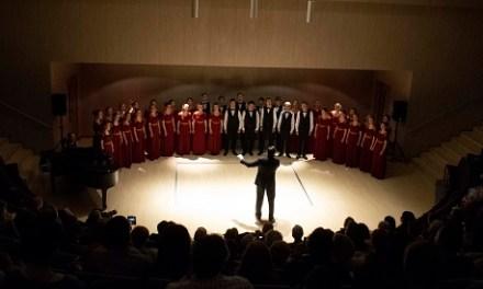 El Cor del Concert del Col·legi Estatal de MINSK de Bielorússia guanya el 25é Certamen Juvenil d'Havaneres de Torrevella