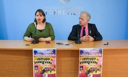 La Coral Bella Torrevieja ofrece un concierto el próximo 5 de mayo a beneficio de APAEX
