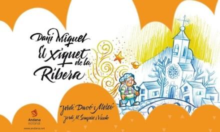 El Servicio de Publicaciones de la UA presenta el cuento infantil «El xiquet de la Ribera» en la Feria del Libro