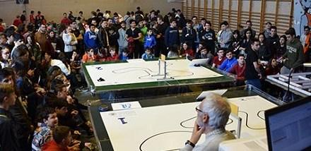 Más de 1.000 estudiantes asisten a Villenabot 2019