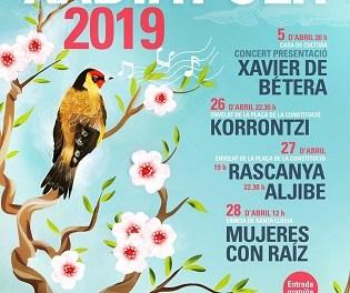 Xavier de Bétera inaugura este viernes la XVIII edición del Xàbia Folk
