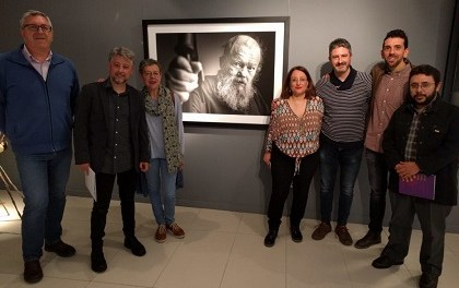 El fotògraf alcoià Toni Miranda guanya la VIBiennald'ArtsPlàstiquesArtNostre
