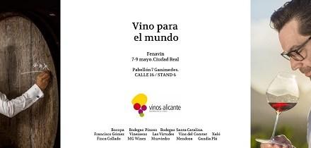 Important presència de Vins AlacantDOPenFenavin2019 de Ciudad Real