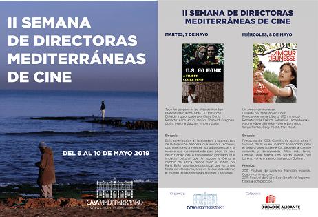Nuevo ciclo de directoras de cine del Mediterráneo