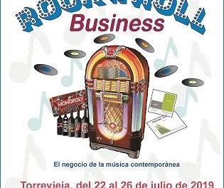 La Seu Universitaria de Torrevella presenta el curs d'estiu «ROCK AND ROLLBUSINESS: EL NEGOCI DE LA MÚSICA CONTEMPORÀNIA»